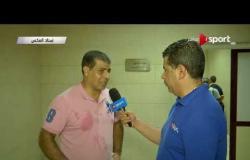 تصريحات طارق العشرى المدير الفنى لفريق حرس الحدود عقب الفوز على النجوم