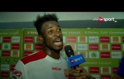 انطباعات لاعبي حوريا عقب الهزيمة من الأهلي برباعية وتوديع دوري أبطال إفريقيا
