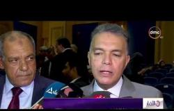 الاخبار - وزير النقل : استراتيجية شاملة لتطوير الموانئ المصرية وزيادة قدرتها التنافسية