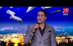 """أحمد شيبه يغني """"يعلم ربنا ماجيتش يوم ظلمت حد"""" في #الحكاية"""