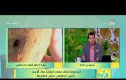 8 الصبح - الحكومة تكثف حملات الرقابة على ثلاجات تخزين البطاطس لخفض أسعارها