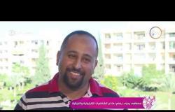 """السفيرة عزيزة - تقرير عن """" مصطفى يحيي .. يصنع نماذج للشخصيات الكرتونية والخيالية """""""