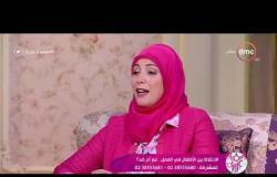 السفيرة عزيزة - د/ منى طمان توضح الطريقة الأمثل للتعامل مع الأبناء في فترة المراهقة ؟