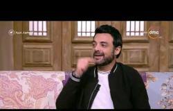 السفيرة عزيزة - الفنان/ عمرو محمود ياسين : أنا لقيت نفسي في التأليف وأعمالي نجحت