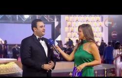 """مهرجان القاهرة السينمائي - النجم أكرم حسني يتحدث لأول مره عن مسلسلة الجديد """" أسمه ايه """""""
