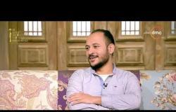 """السفيرة عزيزة - هاني جمال - يتحدث عن عمله في """" فن النحت """" وكيف بدأ نحته لتمثال اللاعب """" محمد صلاح """""""