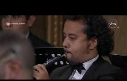 """صاحبة السعادة - عزف موسيقى """" ولا عزاء للسيدات """" تأليف موسيقي """" الموسيقار هاني شنودة """" لايف"""