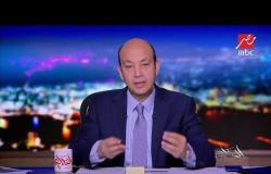 عمرو أديب: ليا الشرف إني كنت من أوائل الإعلاميين اللي حضروا حفر أنفاق قناة السويس