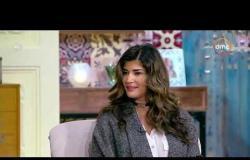 """السفيرة عزيزة - نيفين صبحي - تتحدث عن سبب اختيارها لمجال تصميم الأزياء """" الكاجوال """""""
