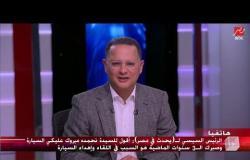 """الرئيس السيسي لـ""""يحدث في مصر"""": يارب أقدر أقدم لكل سيدة مصرية مثل ما قدمته للست نحمده للتخفيف عنهن"""
