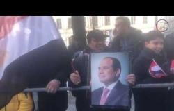 الجالية المصرية في النمسا تستعد لاستقبال الرئيس السيسي