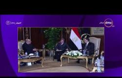 مساء dmc - وزير الداخلية إجتمع مع مدير عام المنظمة الدولية للهجرة لإستعراض التعاون بينهم