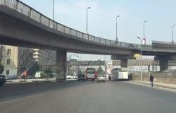 المرور يغلق كوبرى غمره جزئيا بسبب أعمال إصلاحات لمدة 3 أيام