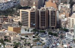 بالصورة اعتداء على السفارة اللبنانية في ليبيا