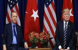 أردوغان وترامب يبحثان إنشاء منطقة خالية من الإرهاب شمالي سوريا