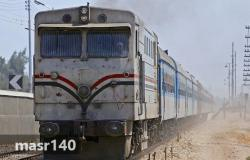 هيئة السكك الحديد تنشر غرف طوارئ بمختلف المحافظات لمواجهه تقلبات الطقس