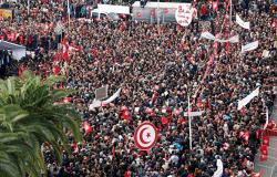 تونس... قيادي بالتيار الشعبي يتوقع سيناريو الإضراب المليوني