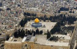 هيئات مقدسية تناشد الملك لوقف اعتداءات اسرائيل على الجدار الغربي للأقصى