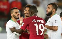 صحيفة تكشف كواليس لأول مرة عن مباراة السعودية وقطر