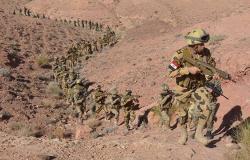 """مناورات """"حمد – 3"""".. معدات حربية مصرية تصل البحرين"""