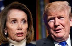 رئيسة البرلمان الأمريكي ترد على قرار ترامب بشأن منع زيارتها إلى مصر