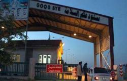 842 لاجئا سوريا عبروا نصيب من الأردن الجمعة