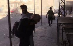 """ارتفاع عدد ضحايا قصف """"التحالف الدولي"""" على قرية """"الباغوز"""" إلى 31 شخصا"""