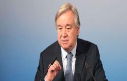 غوتيريش: لا حدود زمنية لبدء عمل اللجنة الدستورية السورية