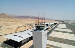 بالصور والفيديو : شاهدوا المطار الاسرائيلي الذي احتجت الاردن على انشائه