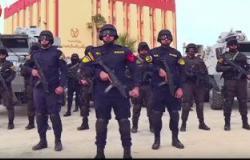 موقع وزارة الدفاع ينشر أغنية «تحية من الجيش المصرى» للشرطة فى عيدها