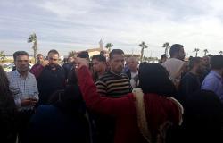 10 آلاف مهجر سوري عادوا من مخيمات الأردن منذ فتح معبر نصيب (فيديو- صور)