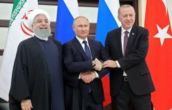 أكاديمي روسي: درجة تكامل روسيا وتركيا وإيران في سوريا آخذة في التزايد