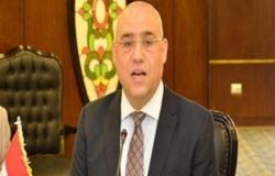 وزير الإسكان يبحث تحسين الخدمات المقدمة للمواطنين مع قيادات «المياه»