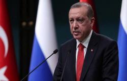 أردوغان: نرحب بموقف روسيا الإيجابي من المنطقة الآمنة بسوريا