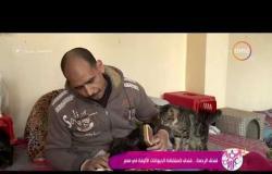 """السفيرة عزيزة - تقرير عن """" فندق الرحمة .. فندق لاستضافة الحيوانات الأليفة في مصر """""""