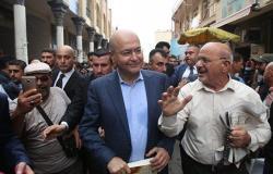رئيس العراق: القضاء على الإرهاب يتطلب التزاما دوليا بدعم البلدان المتضررة