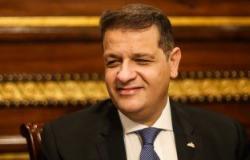 """""""إفريقية النواب"""" تستقبل سفير تشاد بالقاهرة اليوم"""