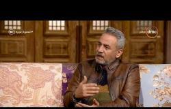 السفيرة عزيزة - الفنان / صبري فواز - يتحدث عن دوره في مسلسل رحيم