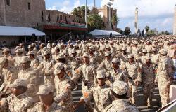 القيادة العامة للجيش الليبي ترسل تعزيزات عسكرية جديدة جنوب البلاد