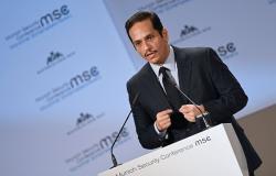 """تعليق مفاجئ من وزير خارجية قطر على إمكانية """"تنحي ابن سلمان"""""""