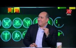 خالد بيبو : فضل سينجح بشدة لأنه يعمل فى صمت