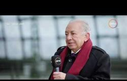 مصر تستطيع - معجزة هندسية لـ إبراهيم سمك قدر بيها ينور محطة قطارات برلين بالطاقة الشمسية