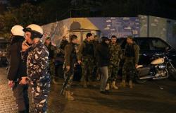 بالفيديو... أهالي سجناء يتعرضون لإطلاق نار بعد محاولة اقتحام سجن في لبنان