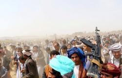 """""""أنصار الله"""" يصدون هجومين للجيش اليمني ويقصفون مواقع لقوات سعودية"""