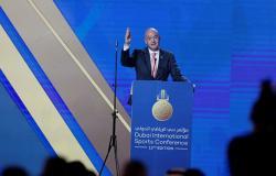 """قبل ساعات من قرار """"فيفا""""... العراق يعلق على اقتراح مشاركته في استضافة مونديال قطر"""