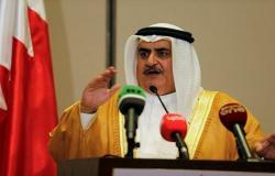 """وزير خارجية البحرين يجدد هجومه على قطر بعد كشفها عن مخطط """"احتلال الدوحة"""""""