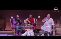 أمين وشركاه - النجم أحمد أمين يبهر الجمهور ويبدع في العزف على العود بطريقة رائعة
