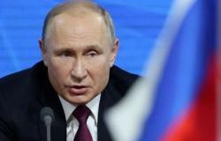 روسيا تصدر قانونًا يقضي بالسجن لكل من يهين «بوتين»