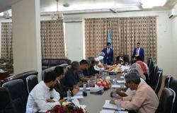 رئيس المجلس الانتقالي الجنوبي اليمني يعلق على لقائه بوغدانوف