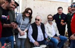 """فوز أشرف زكى بمقعد نقيب المهن التمثيلية بـ""""التزكية"""""""